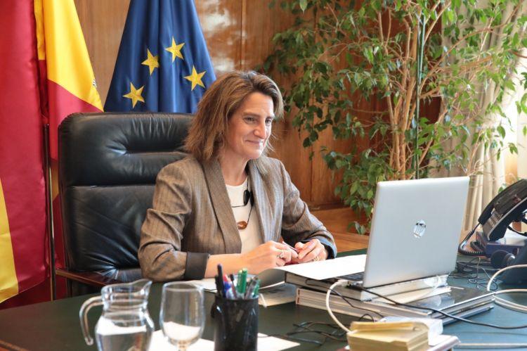Fecha Presentacion Plan Moves Iii Teresa Ribera Transion Ecologica