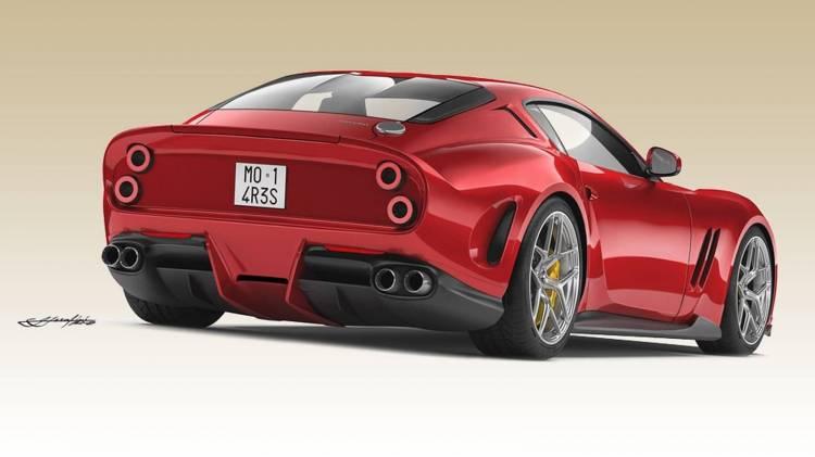 Ferrari 250 Gto By Ares Design 0918 04
