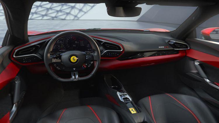Ferrari 296 Gtb 9