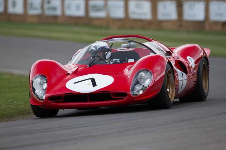Ferrari 330 P4 Goodwood 1021 01