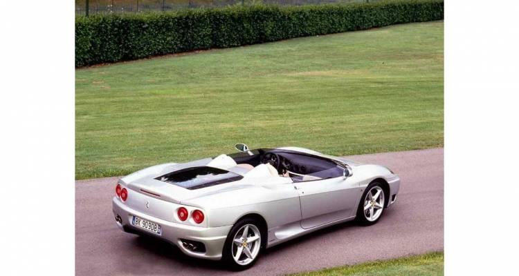 Ferrari 360 Barchetta 05