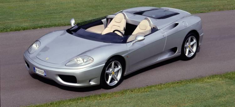 Ferrari 360 Barchetta 07
