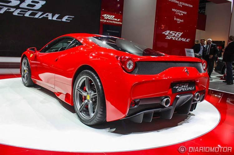 Ferrari 458 Speciale y Lamboghini Gallardo Squadra Corse