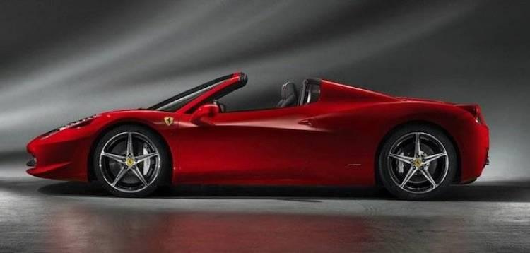 Pebble Beach, cabrios y altas prestaciones: ¿llega el Ferrari 458 Speciale Spider?