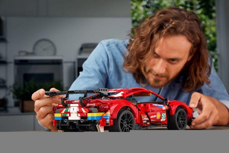 Ferrari 488 Gte Lego 4