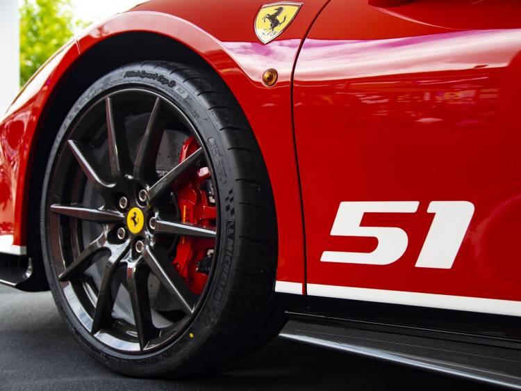 Ferrari 488 Pista Pilota 061801