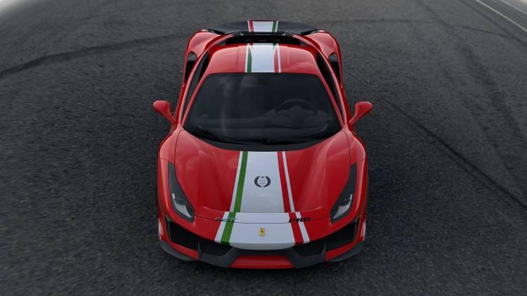 Ferrari 488 Pista Piloti Ferrari 08