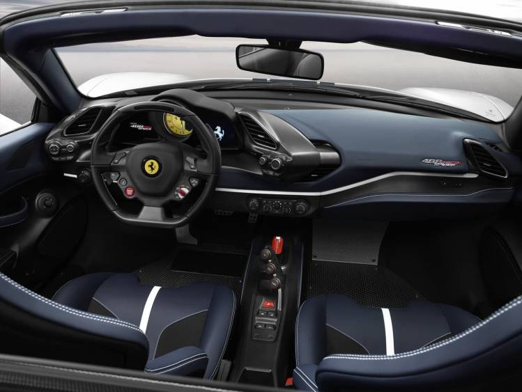Ferrari 488 Pista Spider 0818 002