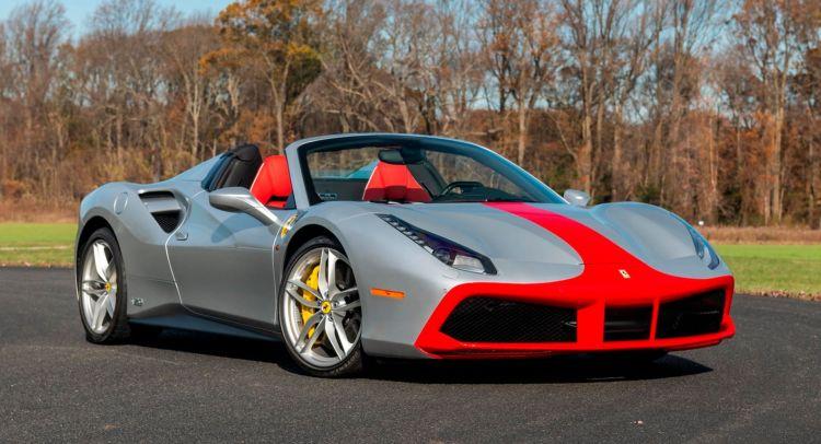 Ferrari 488 Spider Aniversario 2