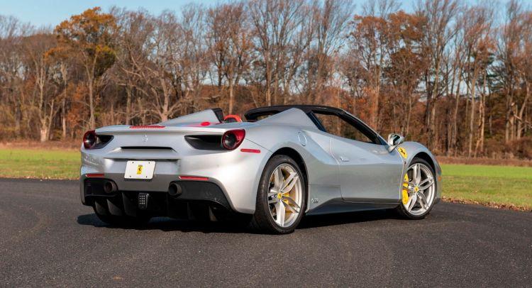 Ferrari 488 Spider Aniversario 4