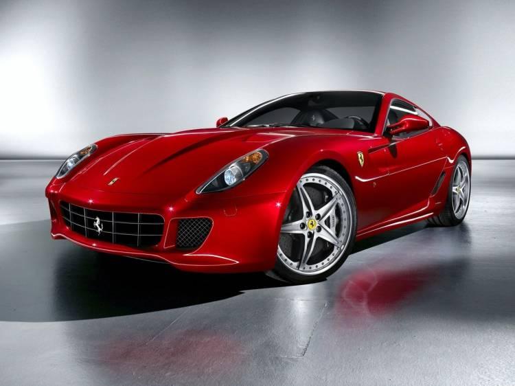 Ferrari 599 HGTE, primera imagen