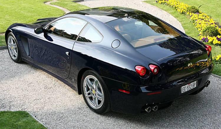 Ferrari 612 Kappa