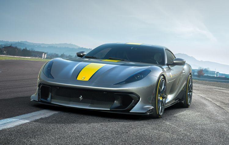 Ferrari 812 Competizione 2021 0521 007