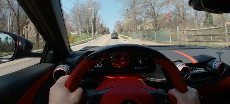 Ferrari 812 Gts Sonido Escape