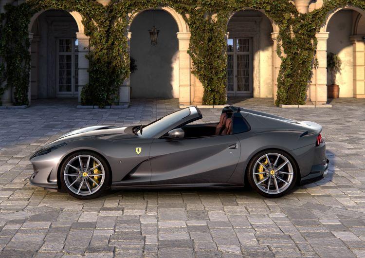 Ferrari 812 Gts 04