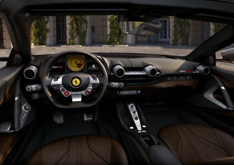 Ferrari 812 Gts 07