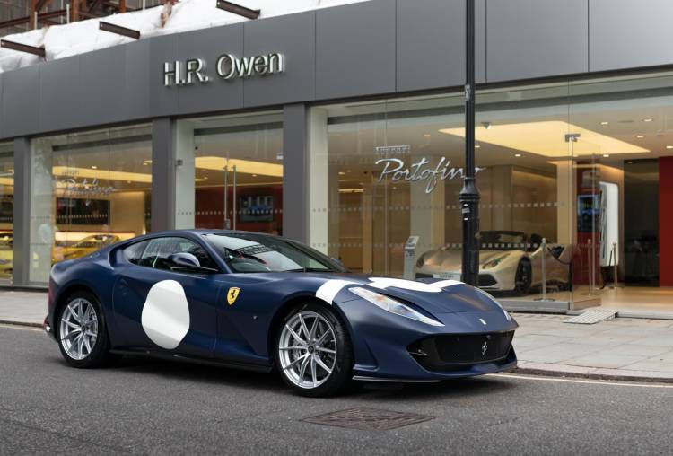 Ferrari 812 Superfast Stirling Moss 1