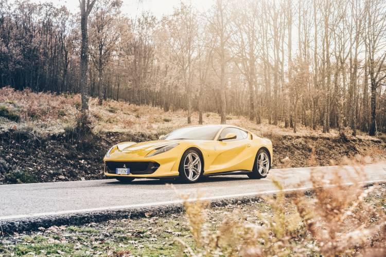Ferrari Dm 7