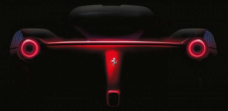 """Ferrari: con el F150 """"estamos construyendo un coche cerca de los límites de la tecnología"""""""