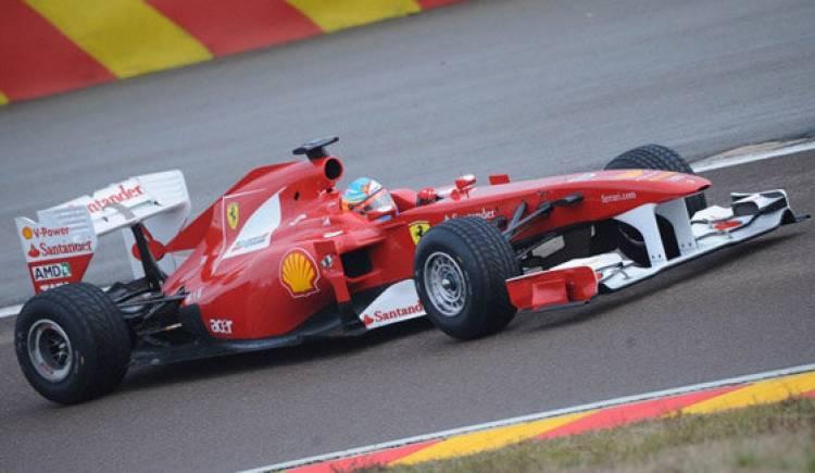 Ferrari F150th Italia, monoplaza Fórmula 1