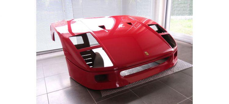 Ferrari F40 Capo A La Venta