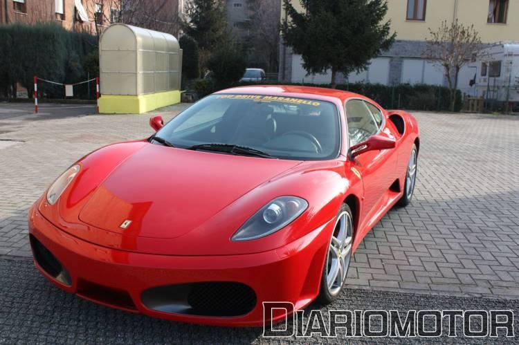 Ferrari F430 F1, prueba en Maranello
