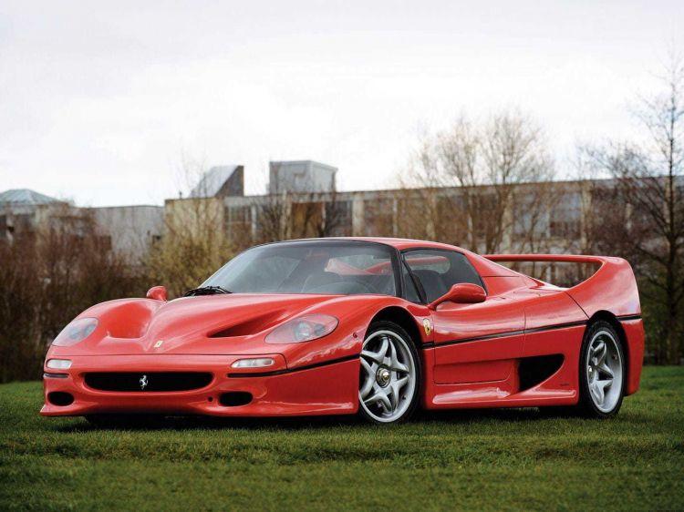 Ferrari F50 Anos 90