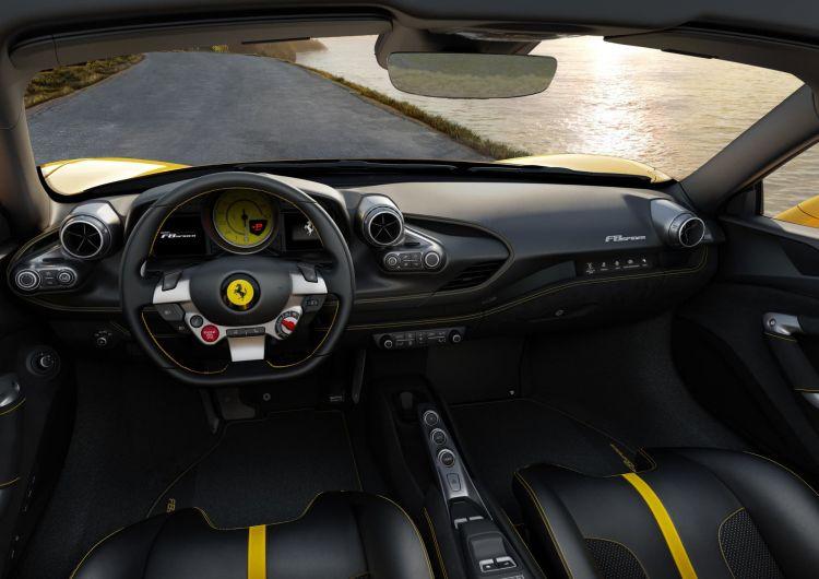 Ferrari F8 Spider Ferrari F8 Tributo 09