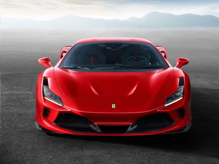 Ferrari F8 Tributo 2019 03
