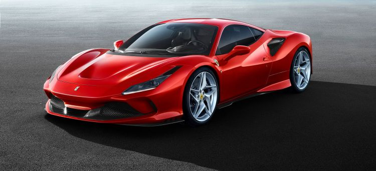 Ferrari F8 Tributo 2019 05