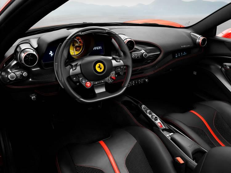 Ferrari F8 Tributo 2019 06