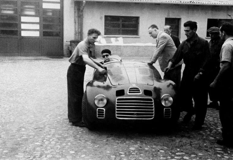 Ferrari Ficha Dm 10 Marca