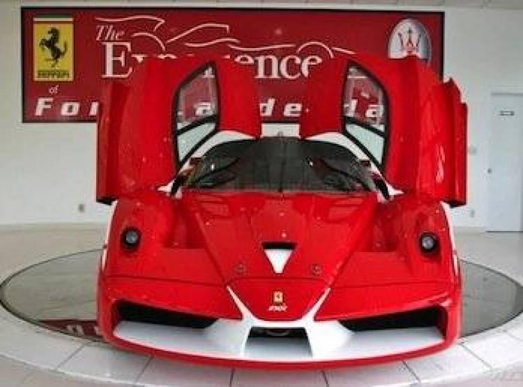 Ferrari FXX Evolution nº11