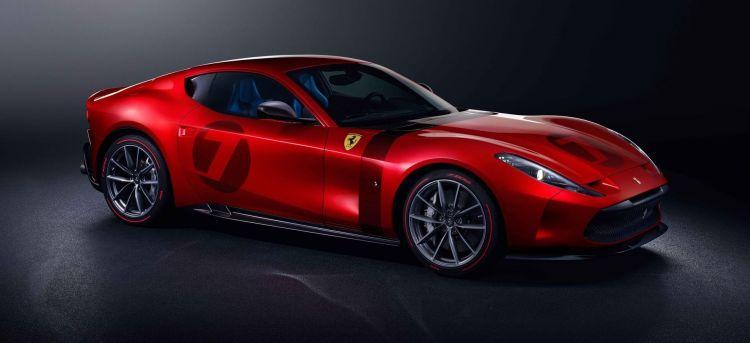 Ferrari Homologata P