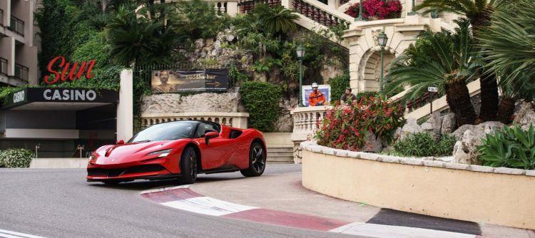 Ferrari Monaco Rendezvous
