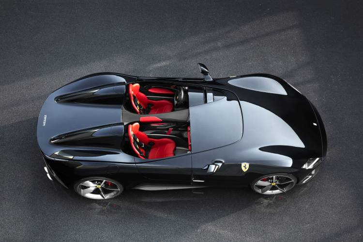 Ferrari Monza Sp1 Sp2 13