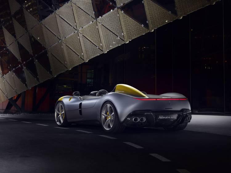 Ferrari Monza Sp1 Sp2 3