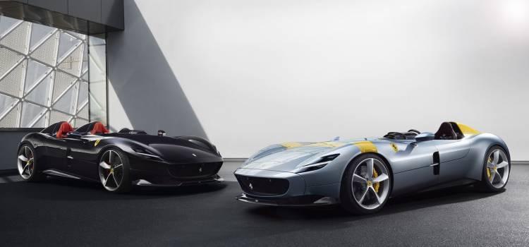 Ferrari Monza Sp1 Sp2 5
