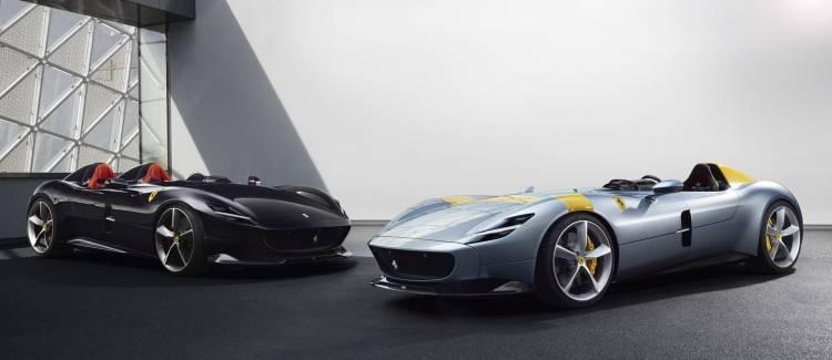 Ferrari Monza Sp1 Sp2 P