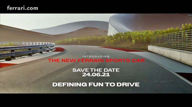 Ferrari Nuevo Deportivo Hibrido Portada 2021 01