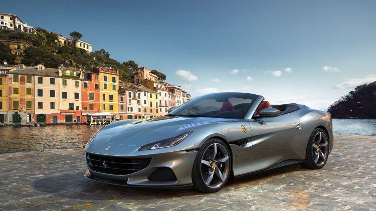 Ferrari Portofino M 2021 1