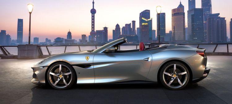 Ferrari Portofino M 2021 P