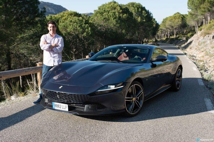 Ferrari Roma David Clavero 2021 2421 01