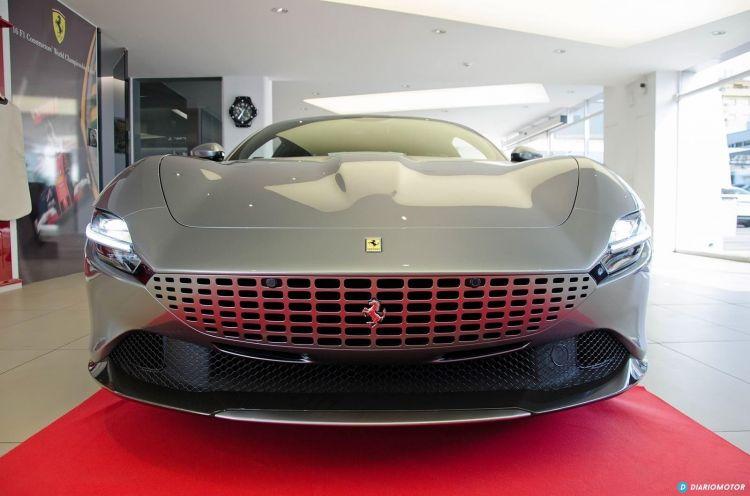 Ferrari Roma Presentacion Cds Dcd 0820 019