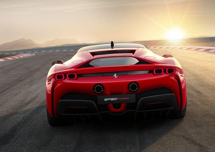 Ferrari Sf90 Stradale 2020 5