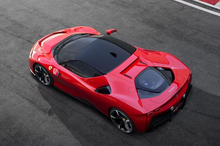 Ferrari Sf90 Stradale 2020 8