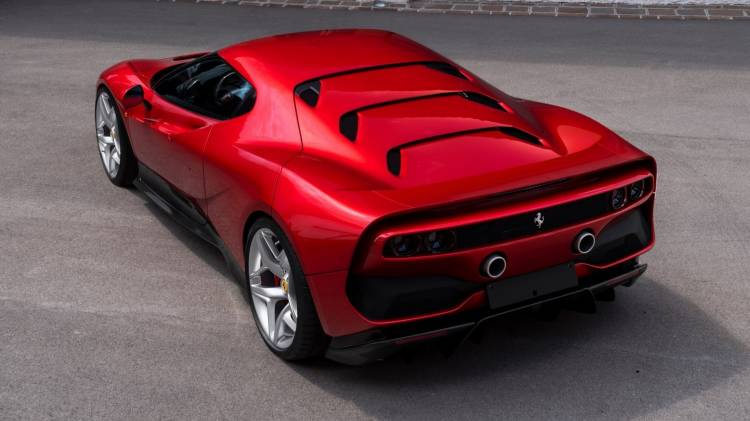 Ferrari Sp38 One Off 1