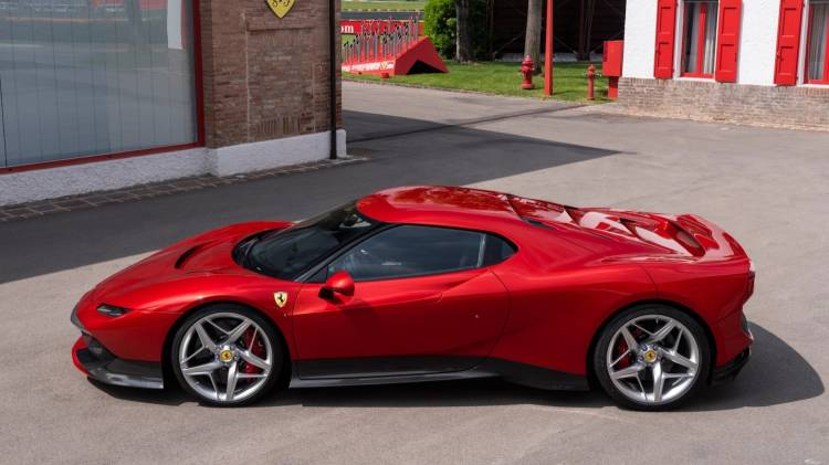 Ferrari Sp38 One Off 3