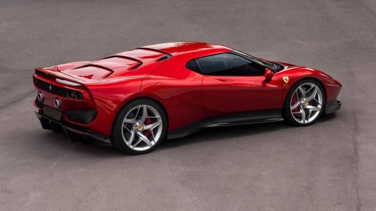 Ferrari Sp38 One Off 4