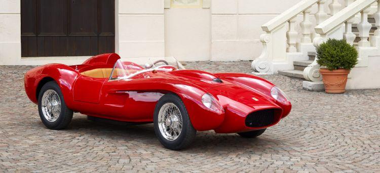 Ferrari Testa Rossa Juguete  01